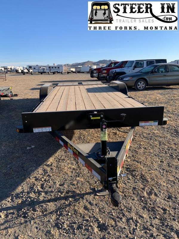 2021 Big Tex 10ET 20 Equipment Trailer