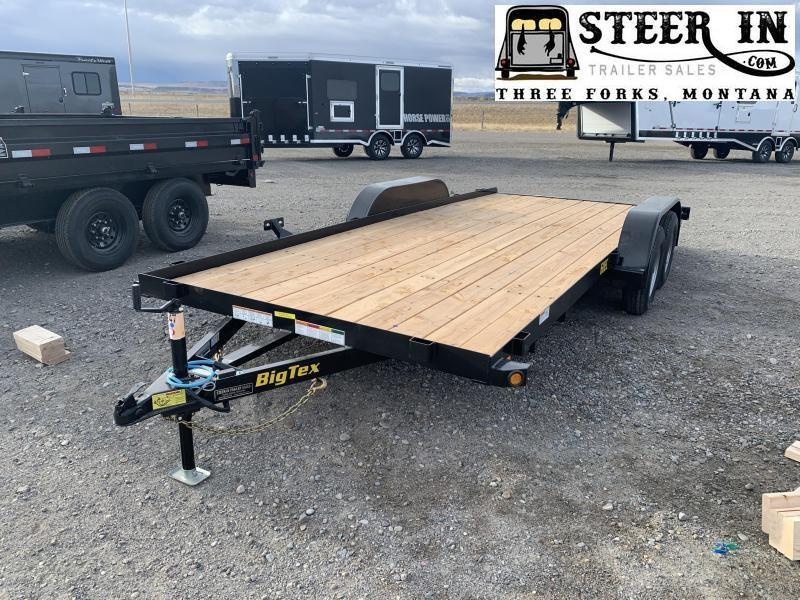 2021 Big Tex 18' 60EC Utility Trailer