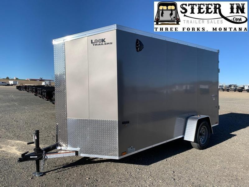 2021 Look 6X12' Element SE Enclosed Cargo Trailer
