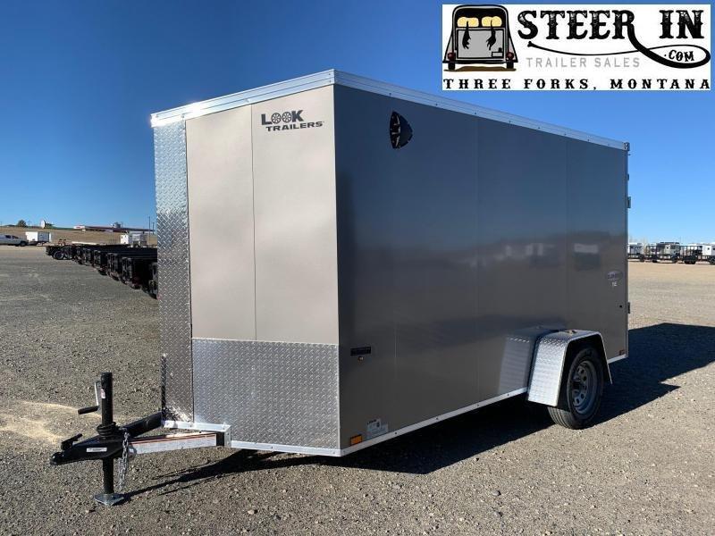 2021 Look 6X12' Element SE Enclosed Cargo Trailer