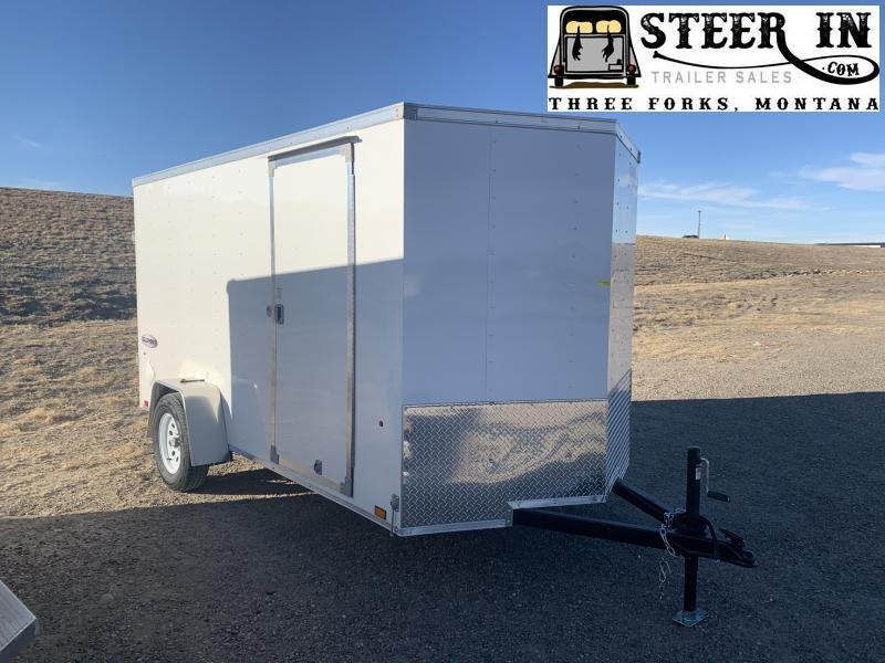 2021 Look 6X12' Element Enclosed Cargo Trailer