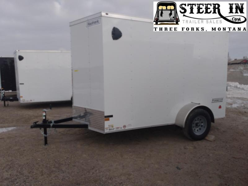 2021 Haulmark 6x10 Passport Cargo Trailer