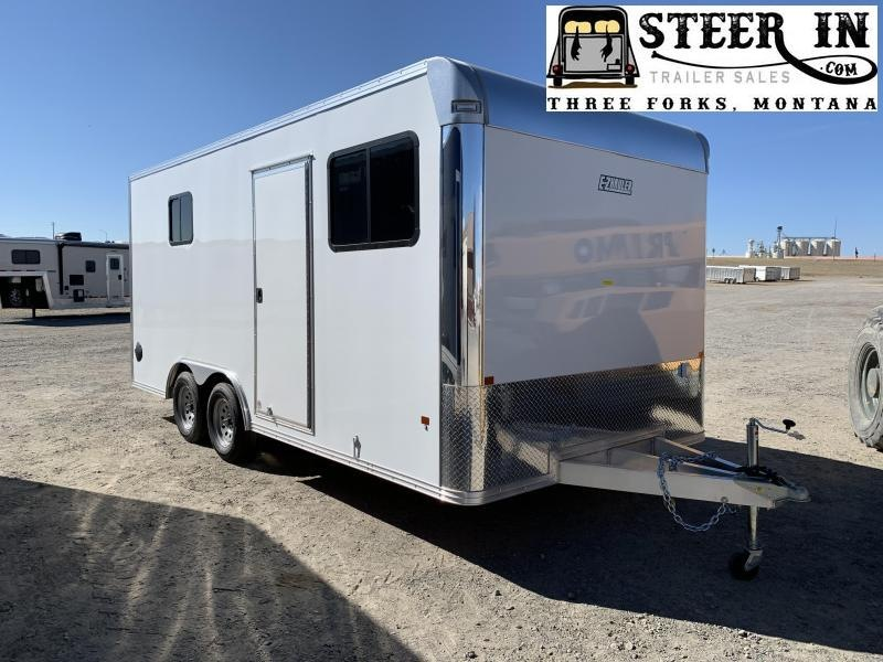 2020 EZ Hauler 8.5X18' Enclosed Cargo Trailer