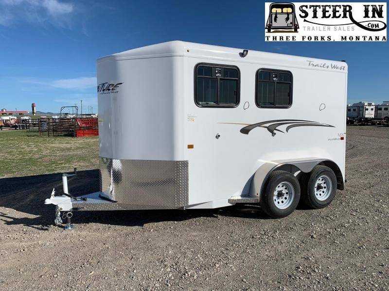 2022 Trails West Adventure MX II - 2 Horse