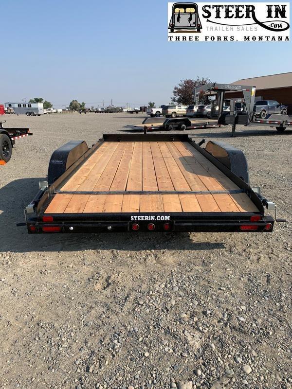 2021 Big Tex 10CH - 16' Equipment Trailer