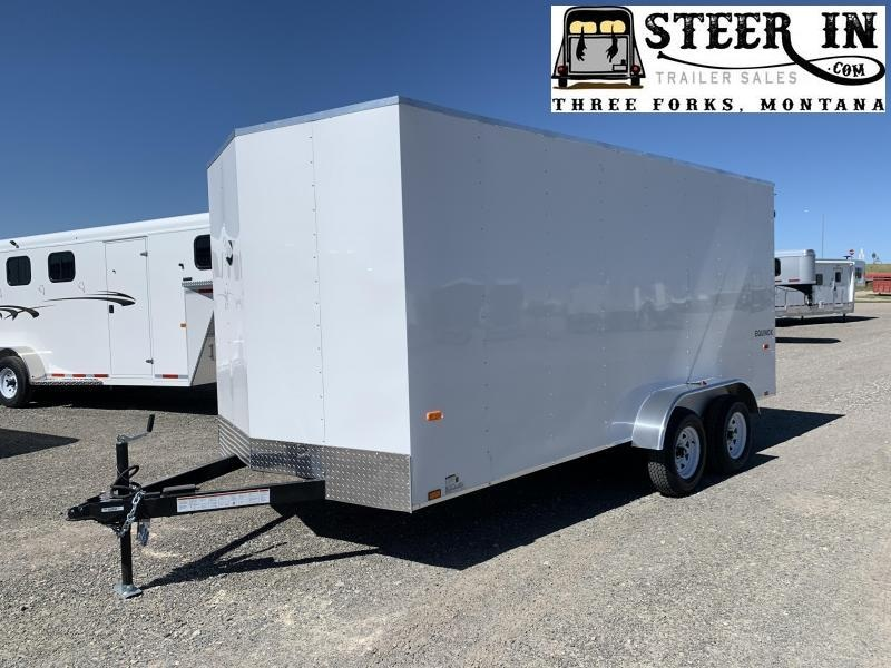2021 Look Equinox 7x16' Enclosed Cargo Trailer