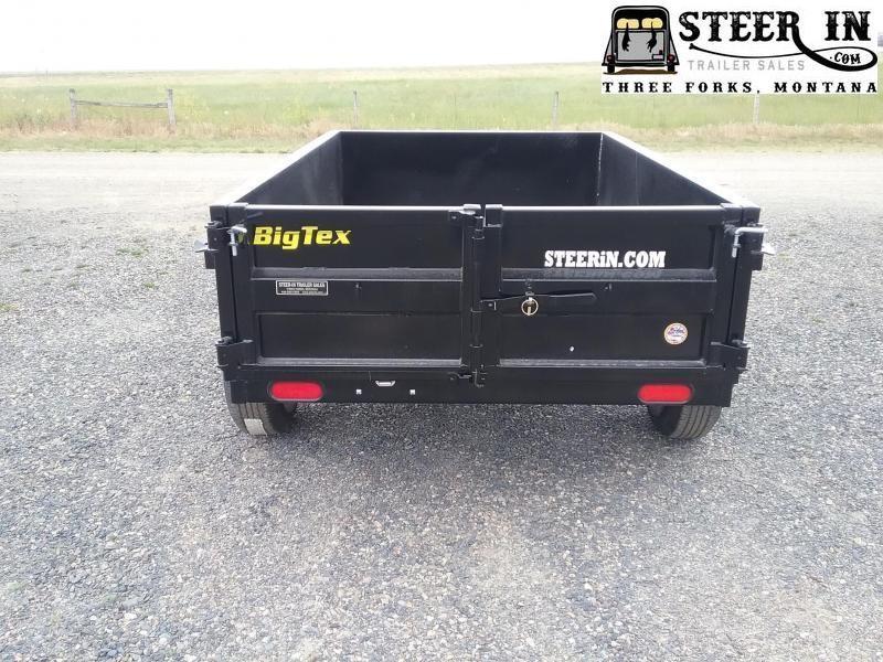 2021 Big Tex 50SR 5'X8' Dump Trailer