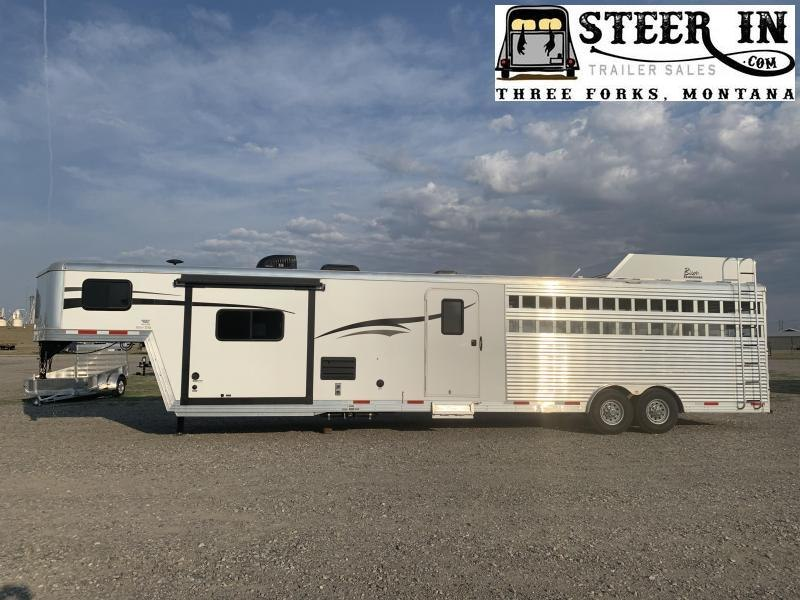 2015 Bison Stock/Combo Living Quarters