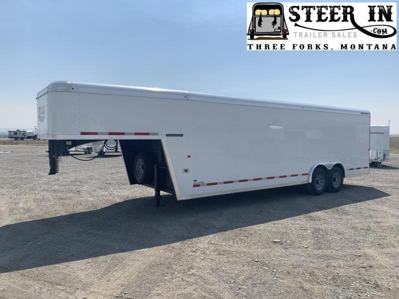 2020 Logan 24' GN Contractor Enclosed Cargo Trailer