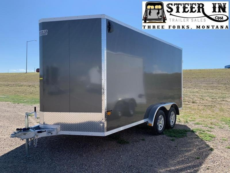 2021 EZ Hauler 7.5X14' Enclosed Cargo Trailer