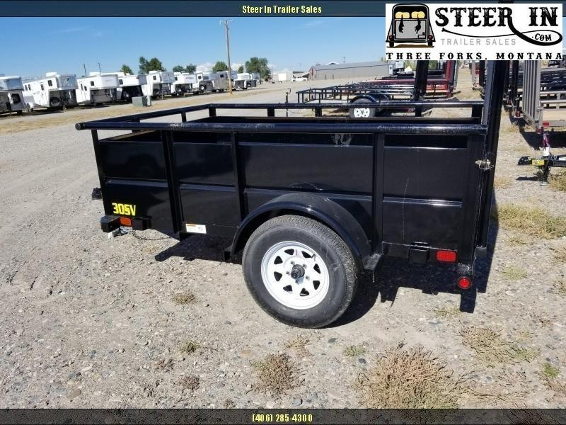 2021 Big Tex 30SV 5X8 Utility Trailer