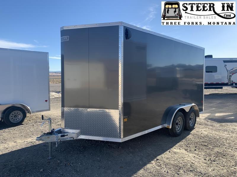 """2021 EZ Hauler 7.5X14"""" Enclosed Cargo Trailer"""
