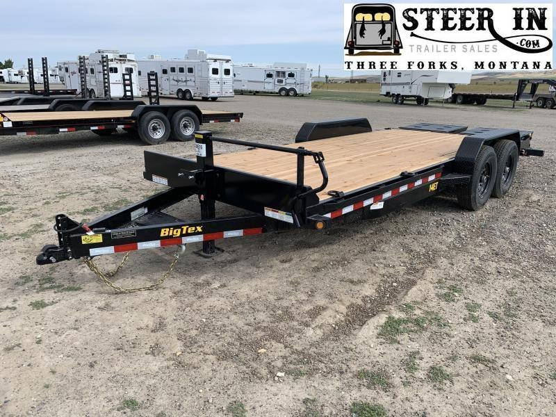 2021 Big Tex 14ET 20' Equipment Trailer