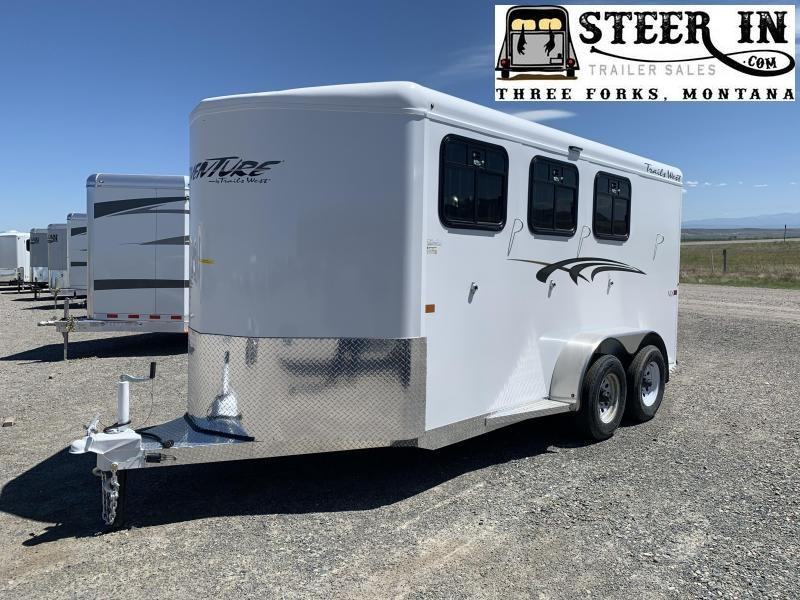 2020 Trails West Adventure MX II 3 Horse