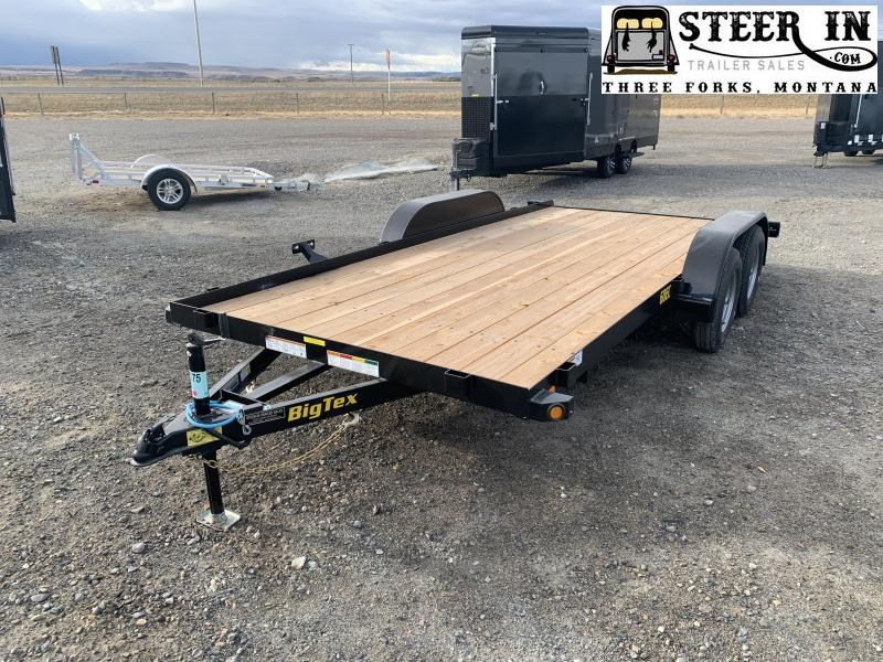 2021 Big Tex 16' 60EC Utility Trailer