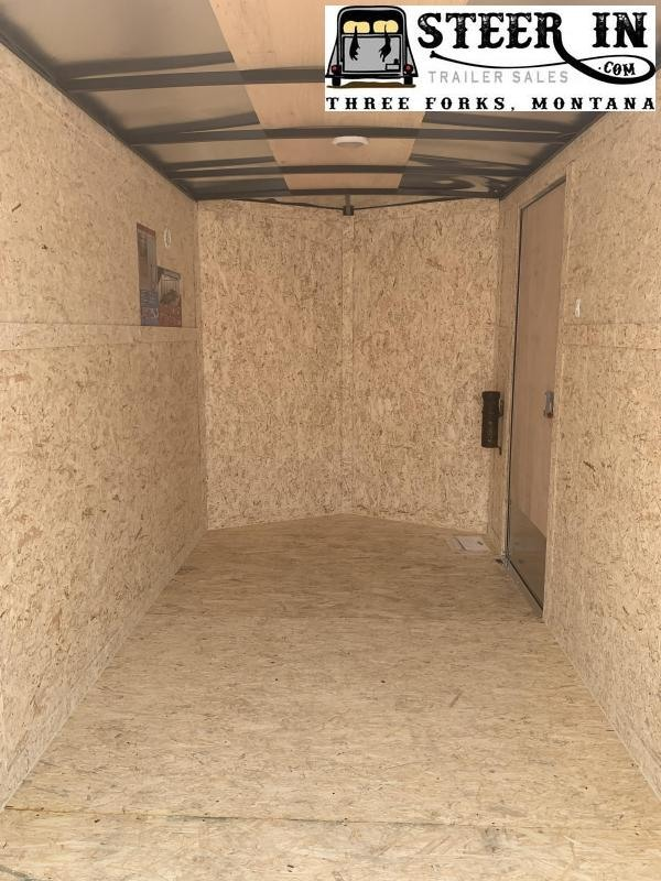 2021 Pace 6X10' Journey Enclosed Cargo Trailer