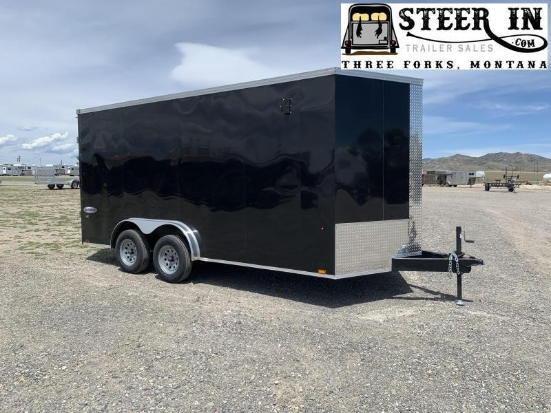 2021 Look 7.5X16' Enclosed Cargo Trailer
