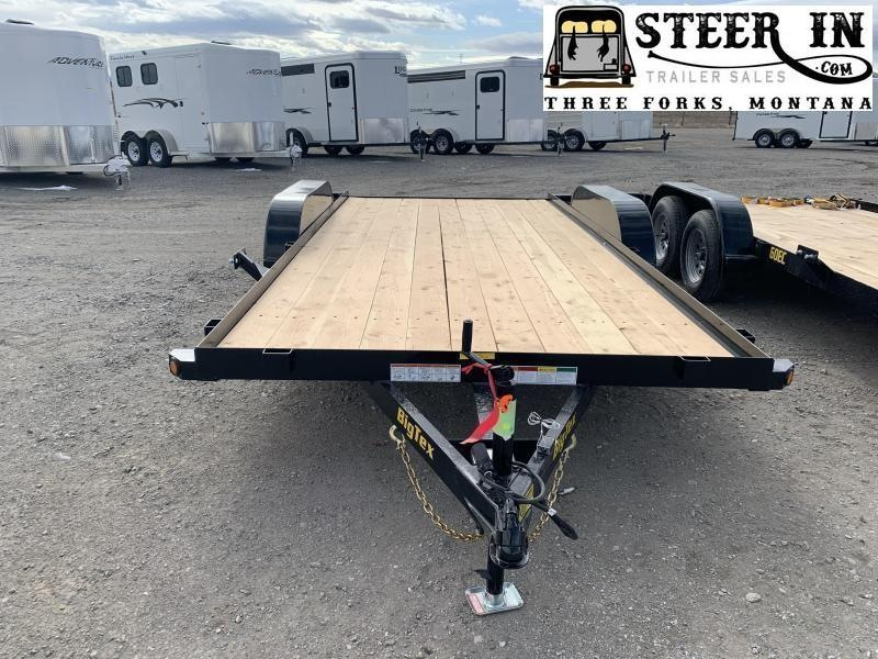 2021 Big Tex 60EC 16' Utility Trailer