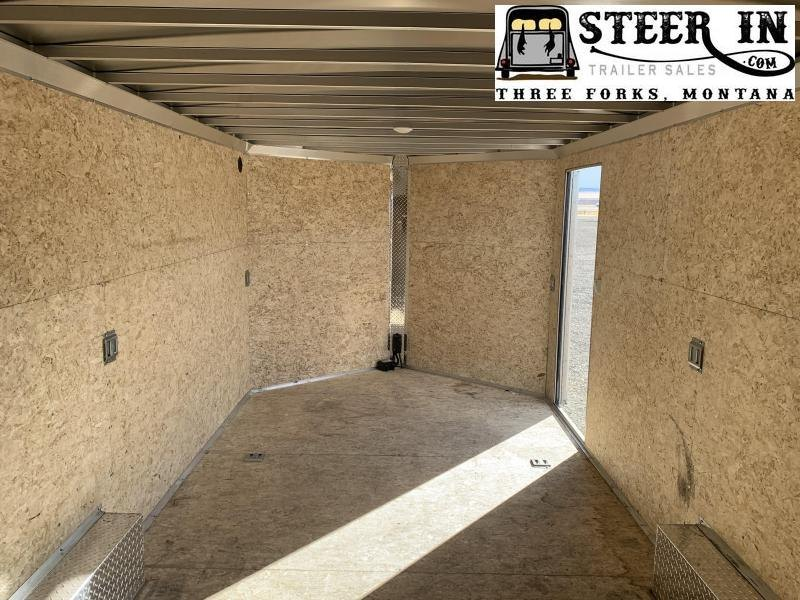 2020 EZ Hauler 8X20' Enclosed Cargo Trailer