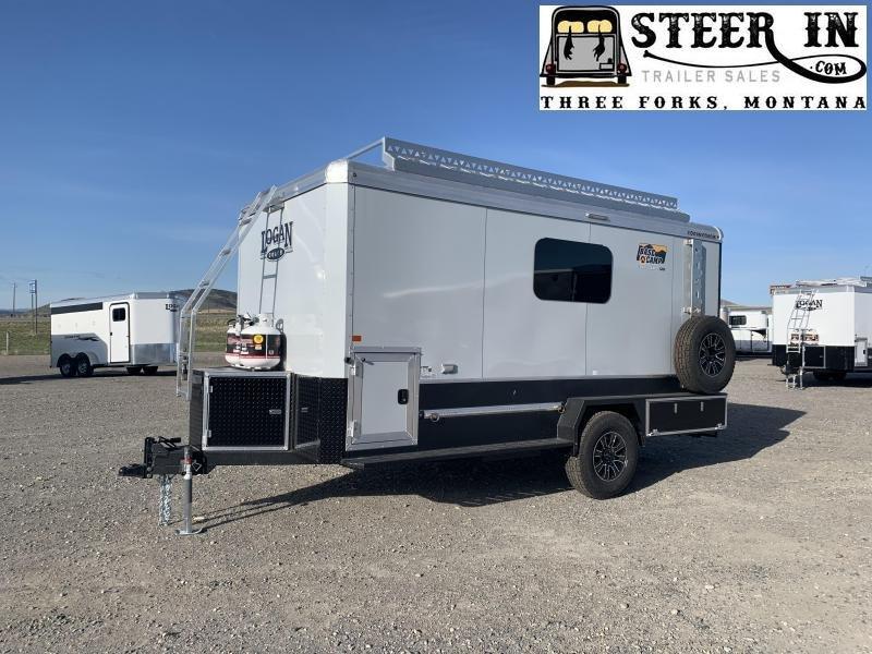 2020 Logan Coach Basecamp Enclosed Cargo Trailer
