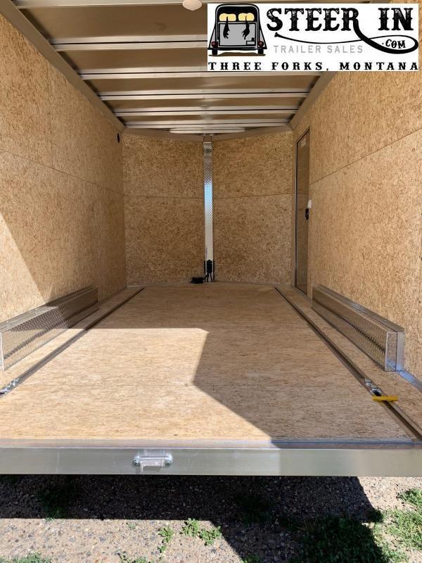 2021 EZ Hauler 7.5X14' Enclosed Cargo Trailer