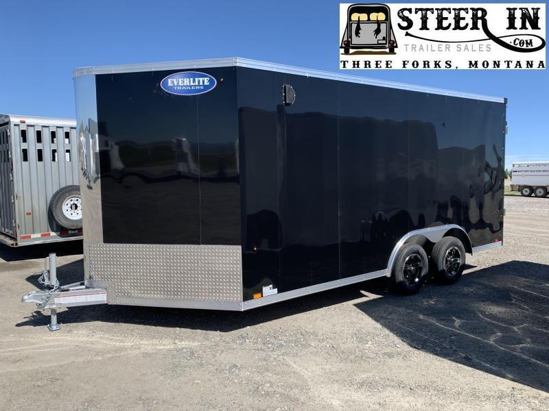 2021 Look Platinum Aluminum 8.5x16' Enclosed Cargo Trailer