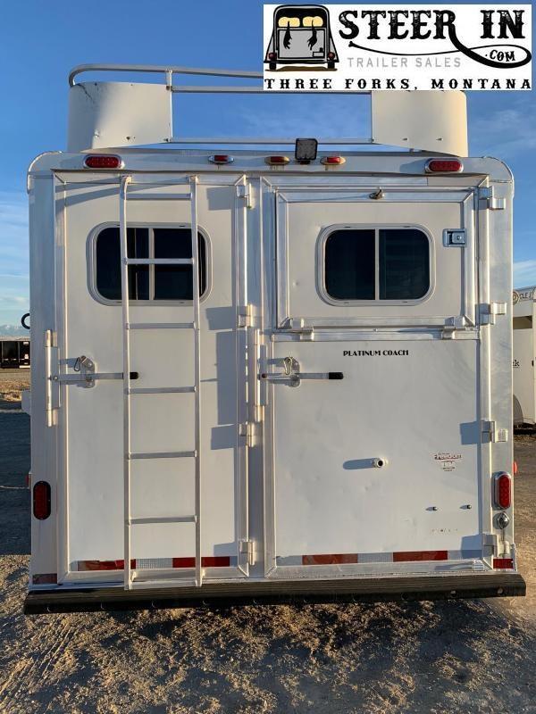 2006 Platinum Coach 4H BP Horse Trailer