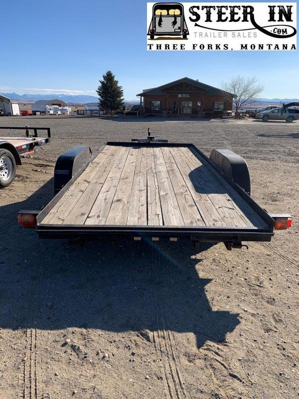 2005 DCT 16'  Car / Racing Trailer