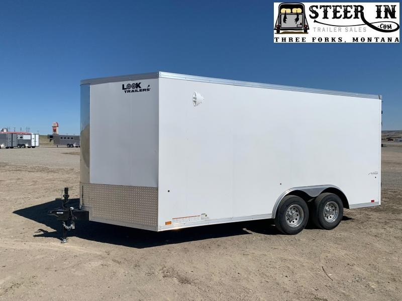 2022 Look Trailers LSADA8.5X16TE3FG Enclosed Cargo Trailer