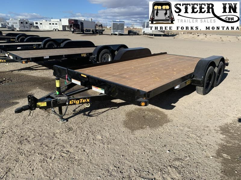 2021 Big Tex 70CH 16' Car Hauler