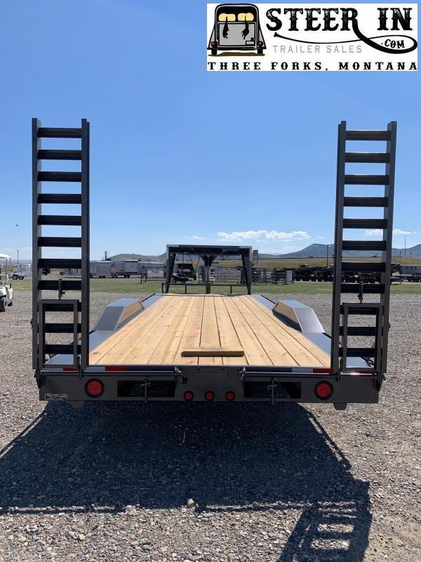 2020 Titan 24' GN Utility Trailer