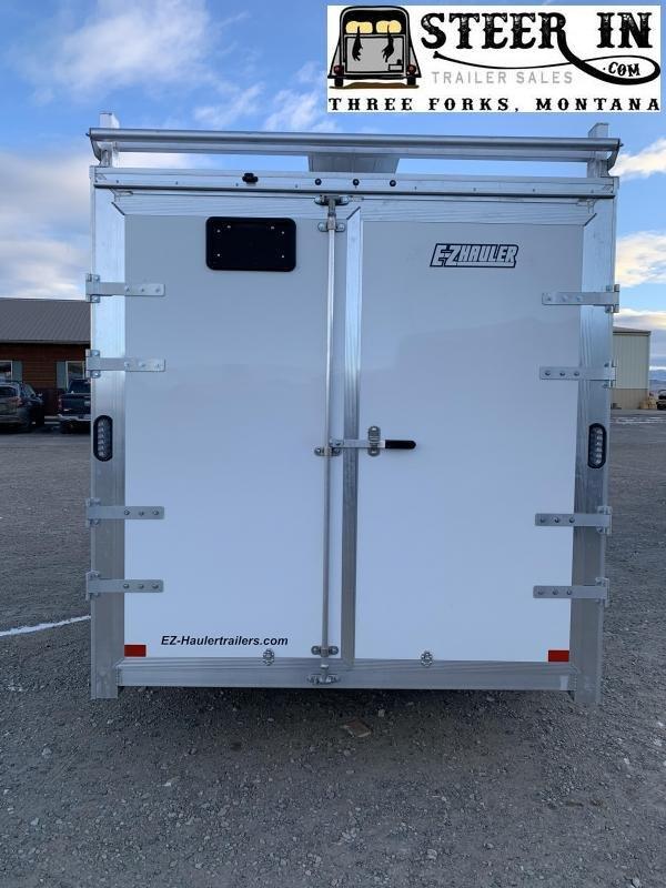 2021 EZ Hauler 7x14' UCP Enclosed Cargo Trailer