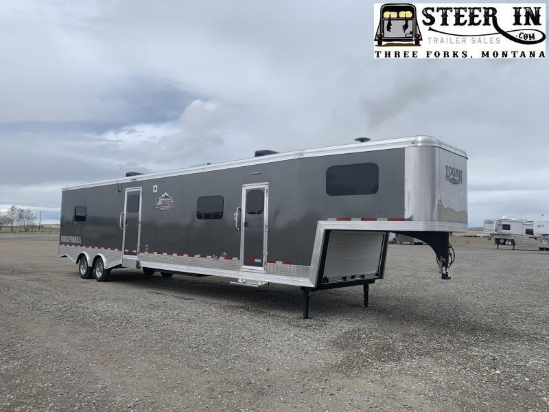 2019 Logan 38' Horsepower LQ Enclosed Snowmobile