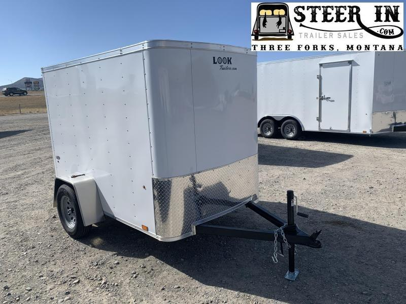 2021 Look 5 X8 Enclosed Cargo Trailer