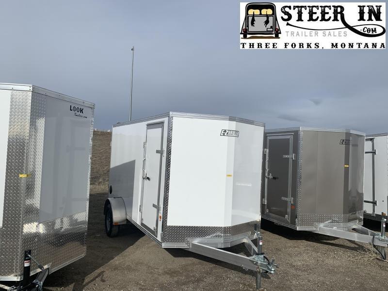 2020 EZ Hauler 6X12' Enclosed Cargo Trailer