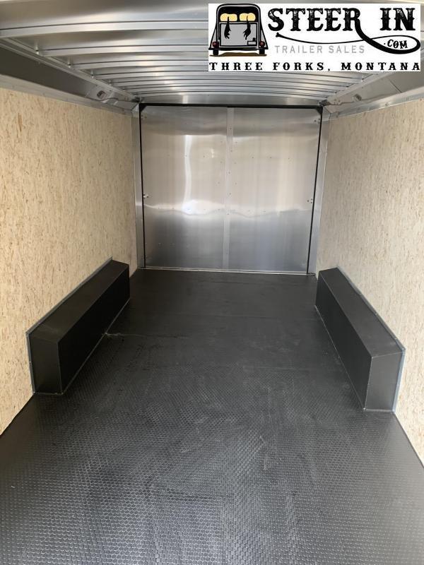2020 Logan 20' GN Enclosed Cargo Trailer