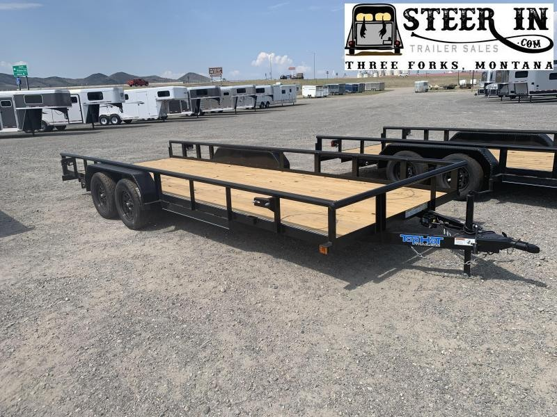 2020 Top Hat 83x20' XLP Utility Trailer