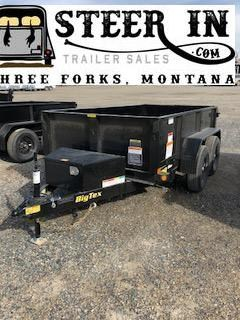 2021 Big Tex 70SR 5X10' Dump Trailer