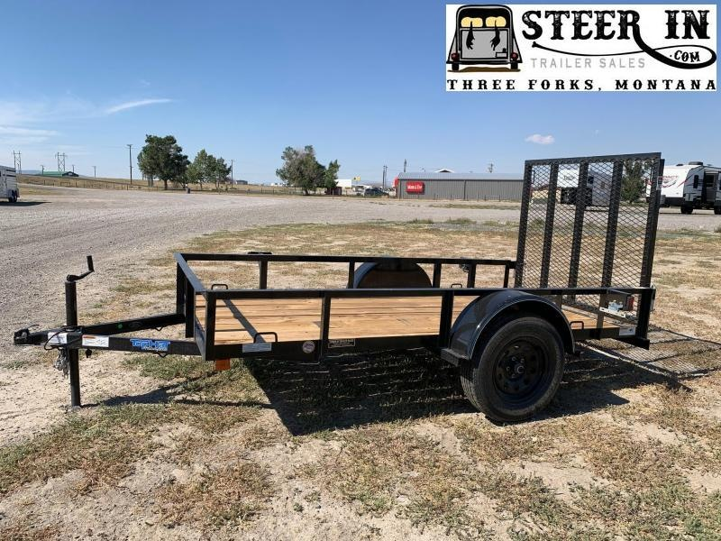 "2020 Top Hat Trailers 10x60"" X Utility Trailer"