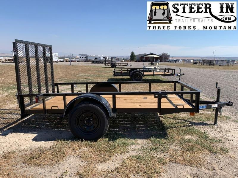 """2020 Top Hat Trailers 10x60"""" X Utility Trailer"""
