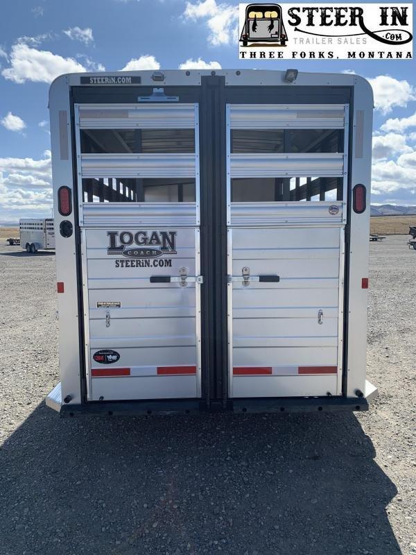 2022 Logan 3H GN Bullseye Stock/Combo