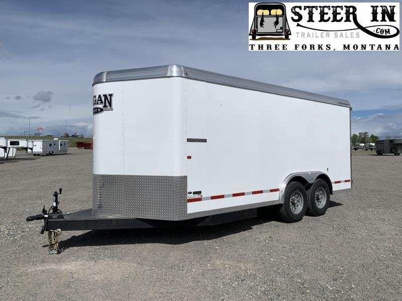 2020 Logan BP 8X16' Contractor
