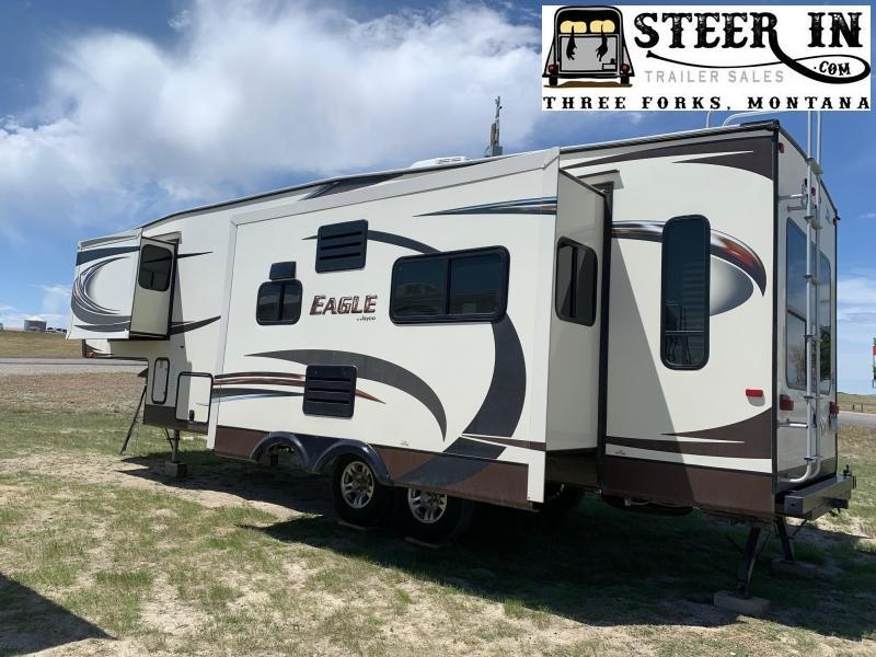 2014 Jayco Eagle 31.5RLTS Fifth Wheel