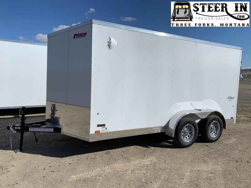 2022 Pace 7x14'  Enclosed Cargo Trailer