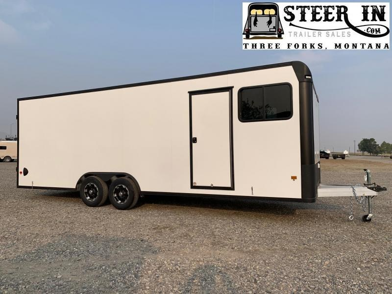 2021 EZ Hauler EZEC8X24CH-IF Enclosed Cargo Trailer