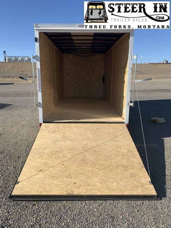 2021 Cargo Express 7X16' Enclosed Cargo Trailer
