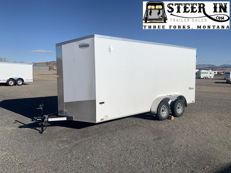 2021 Cargo Express 7X16' Enclosed Cargo Trailer
