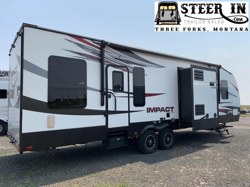 2016 Keystone RV Impact IP312 Toy Hauler