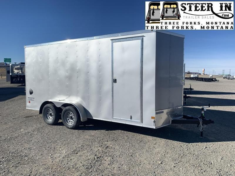2021 Haulmark 7x16' Passport Cargo Trailer