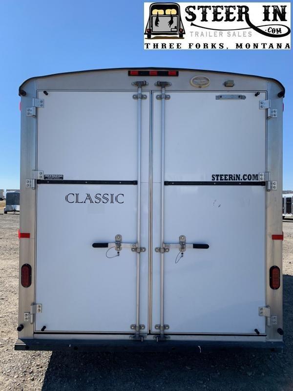 2007 Classic 3H CAVALIER Horse Trailer